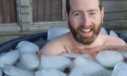 to get introduced to the Wim Hof method
